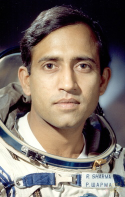 first indian astronaut in space - photo #14